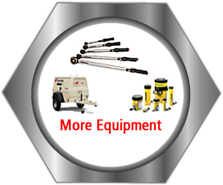 HYTORC tools for rent, HYTORC hydraulic torque wrench rental services